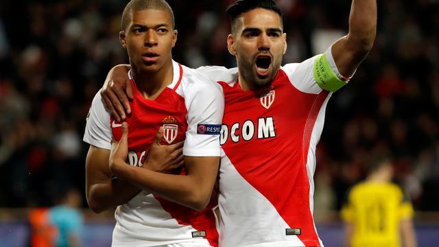 Samenvatting AS Monaco-Borussia Dortmund (3-1)