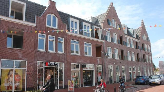 Deel Raadhuisstraat dicht om verzakking