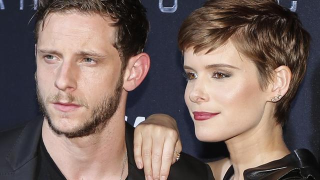 Kate Mara verloofd met Jamie Bell