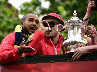 Arsenal-middenvelder moet ruim 55.000 euro betalen