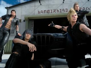 Imperfecties maken Final Fantasy XV charmant