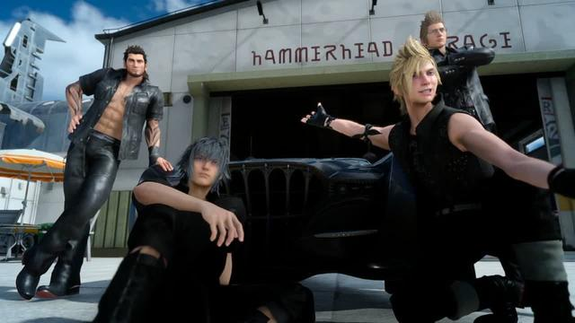Review: Final Fantasy XV is een fantastische puinhoop