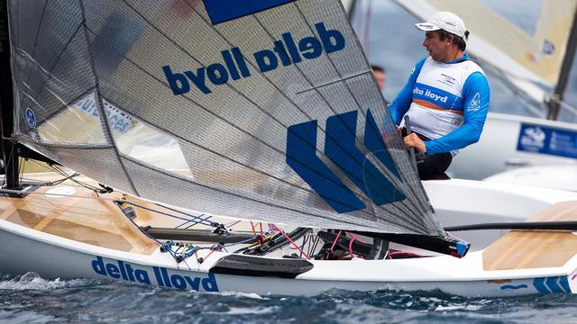 Zeiler Postma vierde na tweede dag op WK in Finnklasse