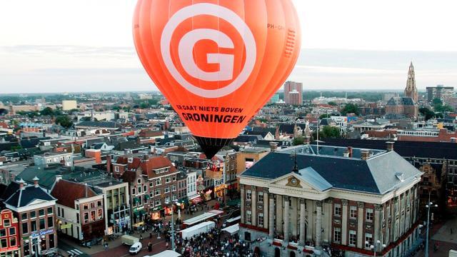 Groningen in teken van kunst, Bourtange en foodtrucks