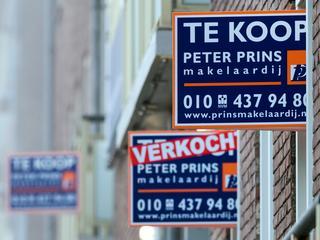 Volgens het Kadaster stegen de woningverkopen in vrijwel alle provincies