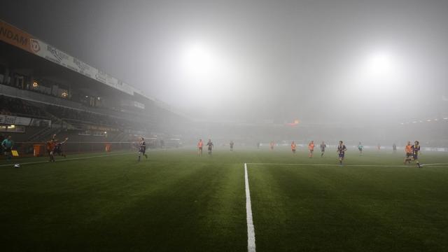 Samenvatting FC Volendam-VVSB (4-1)