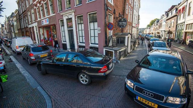 Veel autobezit in De Meern en Leidsche Rijn, weinig in binnenstad
