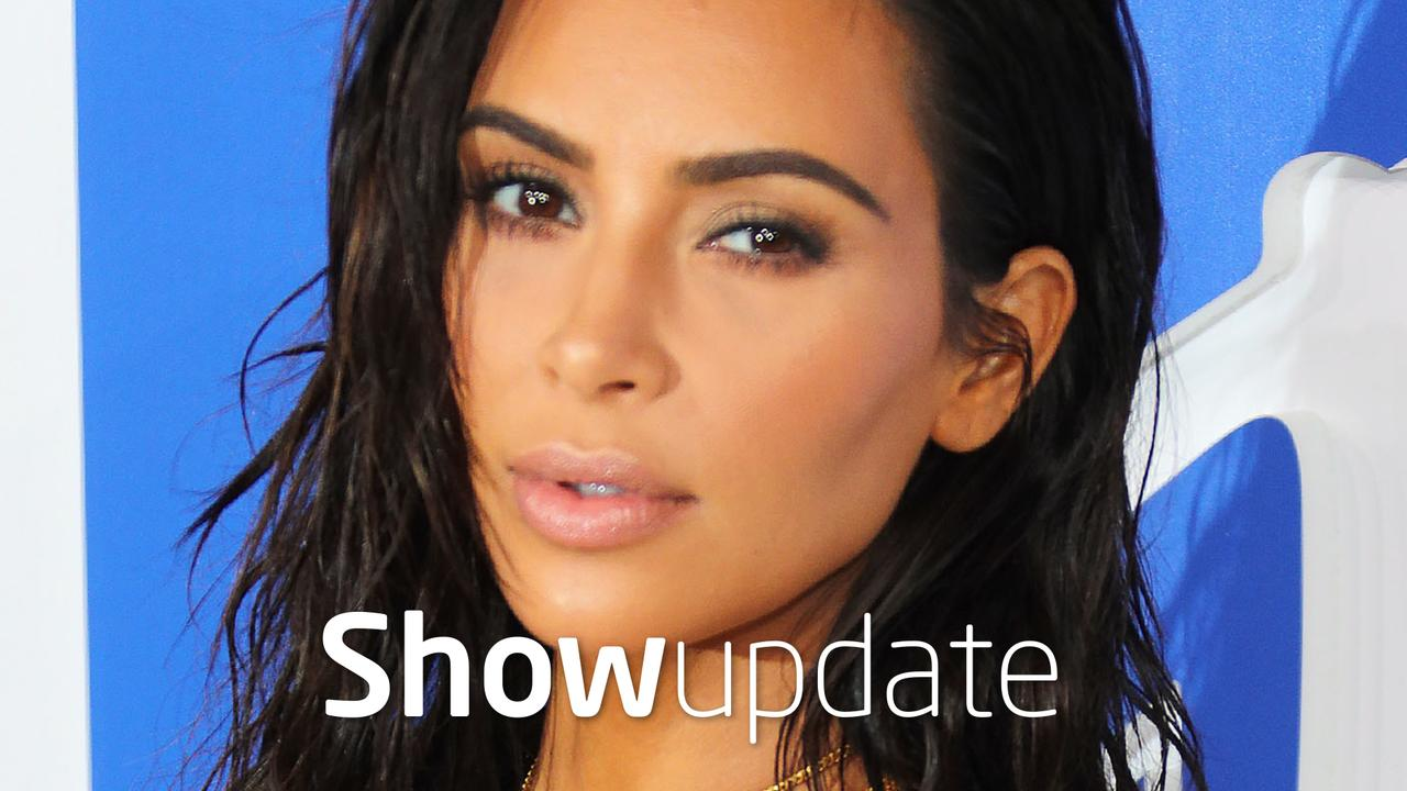Crisisoverleg Kim Kardashian en Kanye West