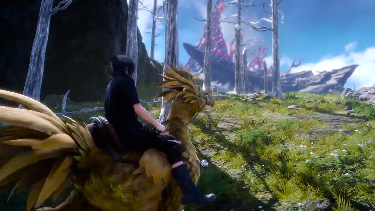 Final Fantasy XV-trailer toont verhaal en gevechten