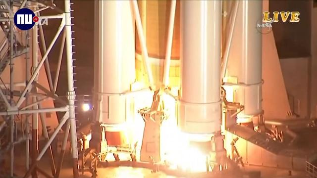 Japanse raket op weg naar ruimtestation ISS