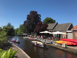 Klein plaatsje 'niet ingericht als attractiepark' zoals nabijgelegen Giethoorn