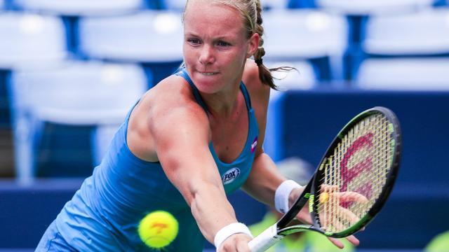 Favoriete Bertens verliest in Hobart, Haase onderuit in kwartfinale Auckland