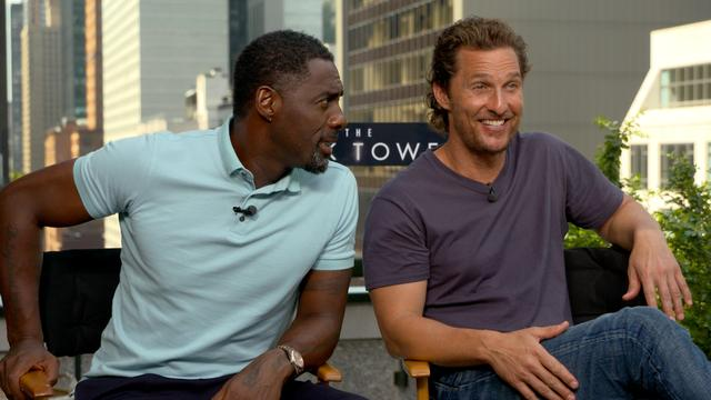 Elba en McConaughey worstelen zich door Stephen King-dilemma's