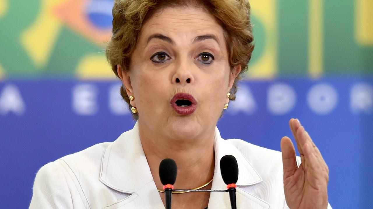President Brazilië geschorst na stemming in Senaat