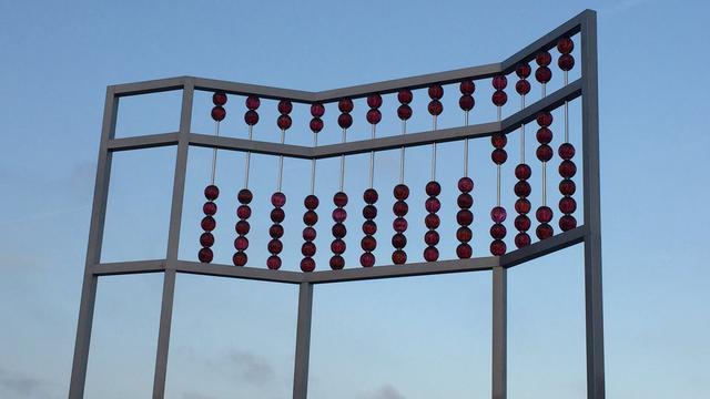 Eerste AIDS-monument van Europa onthuld in Amsterdam