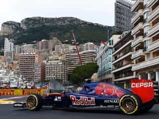Race op Circuit de Monaco begint zondag om 14.00 uur