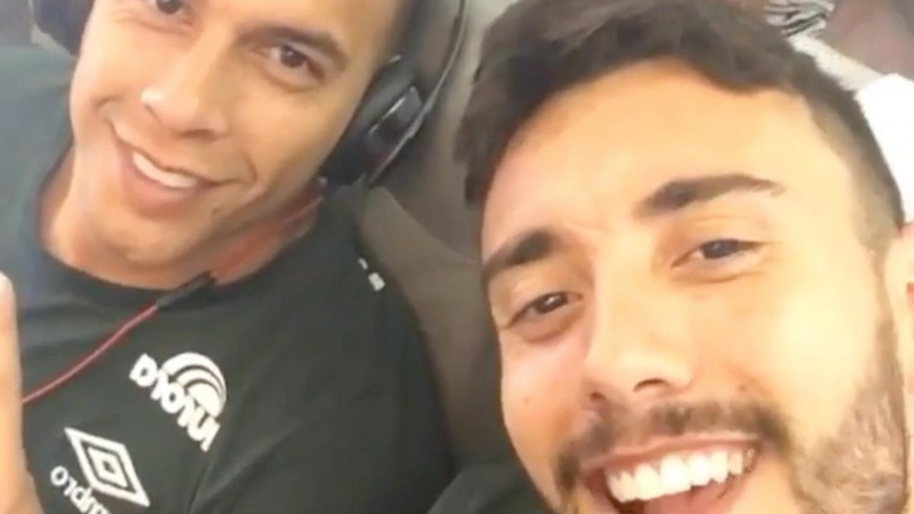 Overlevende Braziliaanse vliegramp plaatste video op Instagram tijdens vlucht