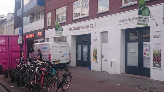 Nachtegaalstraat heeft nu ook een openbaar toilet