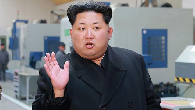 Kim Jong-un wil meer kernproeven Noord-Korea
