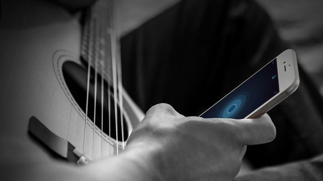 Apple brengt opname-app voor muzikanten uit