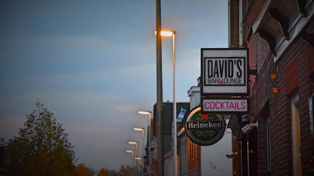 Loungebar David's in Hooftstraat per direct gesloten