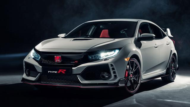 Honda toont nieuwe Civic Type-R voor het eerst aan publiek