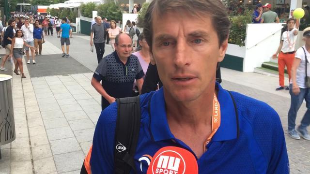Haarhuis geeft Haase kans tegen Nadal 'als alles klopt'