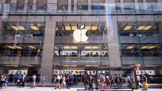 'Vacaturestop bij autoproject Apple na tegenslagen'