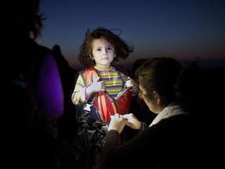 Duizenden mensen vluchten voor geweld