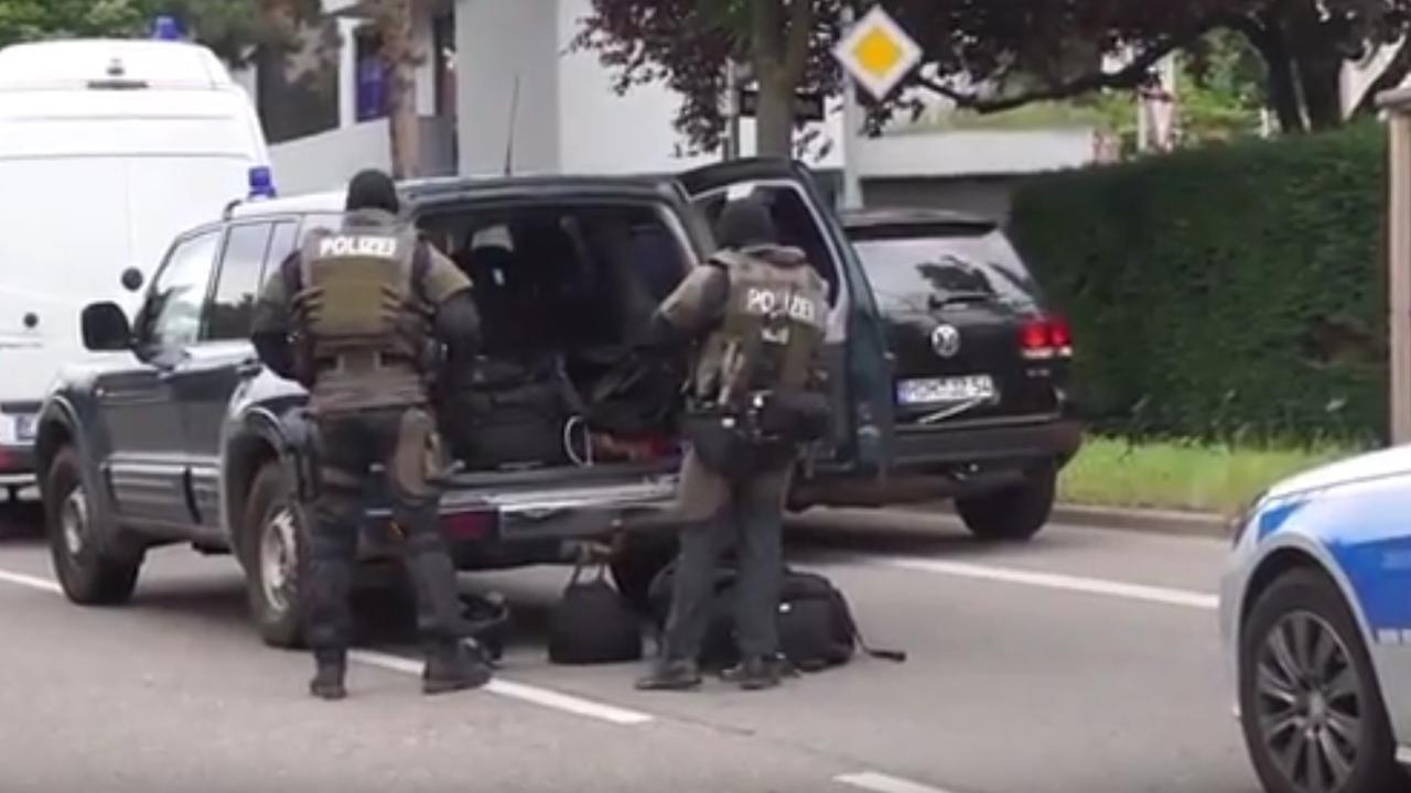 Doden bij mogelijke gijzeling Stuttgart