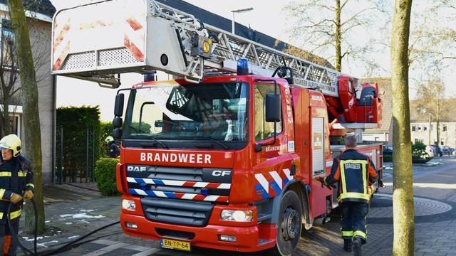 Brandweer weet klein keukenbrandje snel te blussen