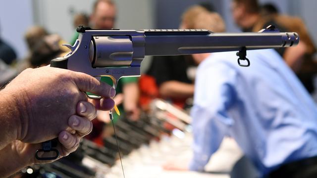 Wapenfabrikant Smith & Wesson wil een andere bedrijfsnaam