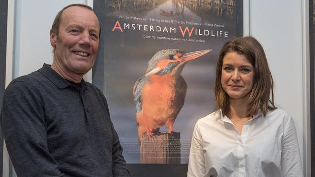 Natuurdocumentaire Amsterdam Wildlife bereikt Kristallen Film-status