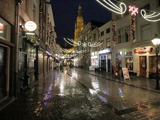 De nieuwe verlichting wordt 14 december om 19.00 uur 's avonds in gebruik genomen
