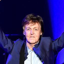 Paul McCartney komt met privévliegtuig naar Pinkpop