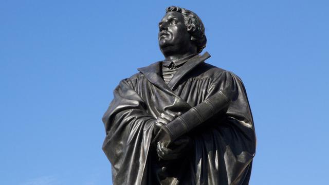 Grote expositie over Luther in Catharijneconvent