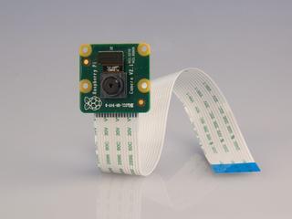 Reguliere en infraroodcamera beschikbaar