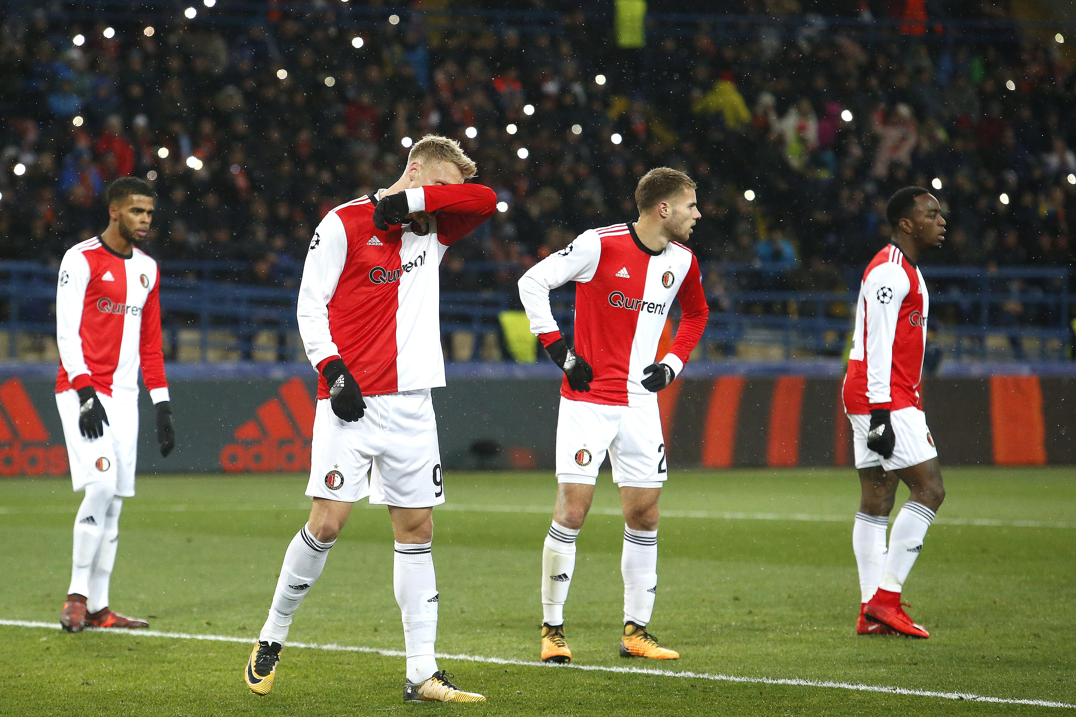 Nederland zakt cruciale plek op UEFA-ranking na Europese nederlagen