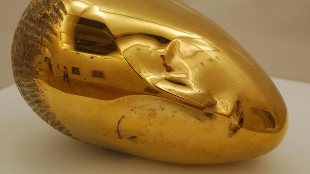 Recordprijs voor beeld Constantin Brancusi betaald