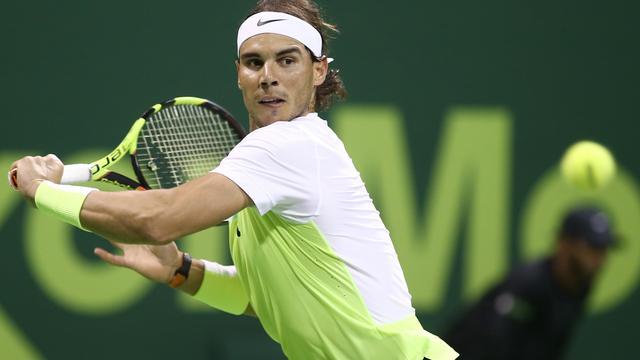 Haase stuit op Nadal in tweede ronde ATP-toernooi Doha