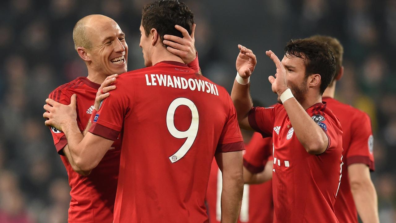 Juventus-Bayern München (2-2)