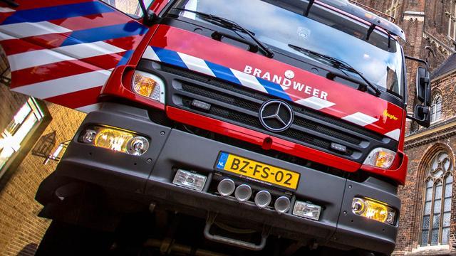Evacuatie vanwege wateroverlast in Middelburg