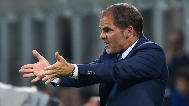 De Boer met Inter onderuit in Europa League, Letschert wint met Sassuolo
