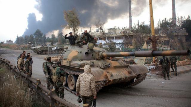 Rusland kondigt wapenstilstand van 48 uur aan in Aleppo