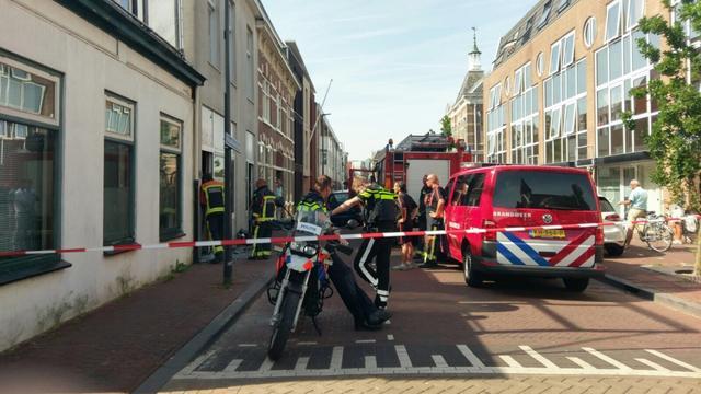 Hennepkwekerij ontdekt in panden Raadhuisstraat
