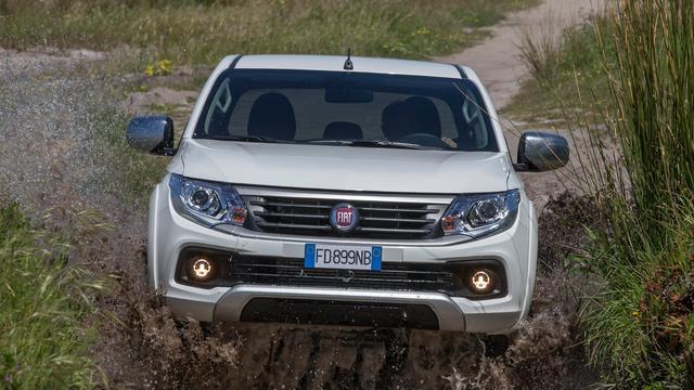 Fiat belicht Fullback en Talento