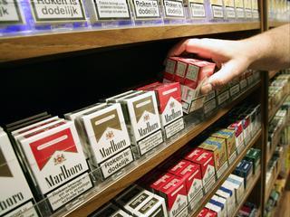De inbrekers hebben voor duizenden euro's aan sigaretten buitgemaakt