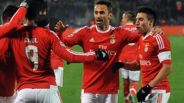 Benfica ten koste van Zenit naar kwartfinales Champions League