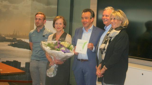 Firma Lindhout uit Bergen op Zoom wint stimuleringsprijs