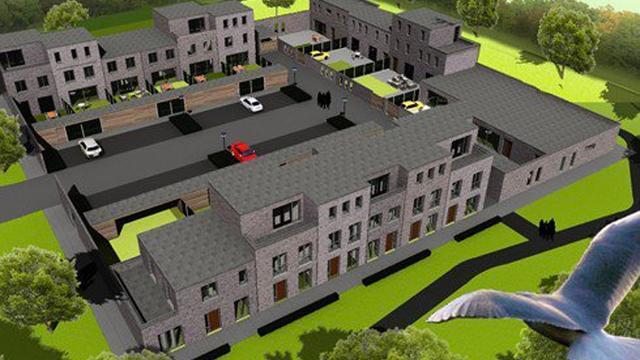 Particuliere bouw 17 woningen Petegemstraat kan starten